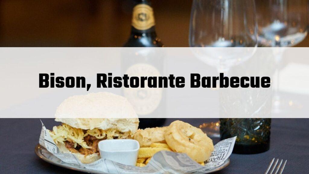 Bison Ristorante Barbecue abruzzo bbq