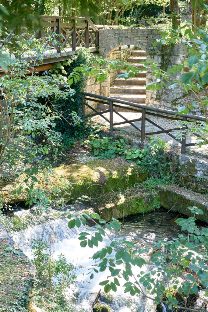 Sorgenti del fiume verde il fiume verde 1