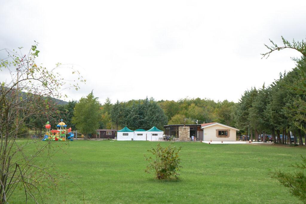 area attrezzata barbecue Roccamontepiano 8