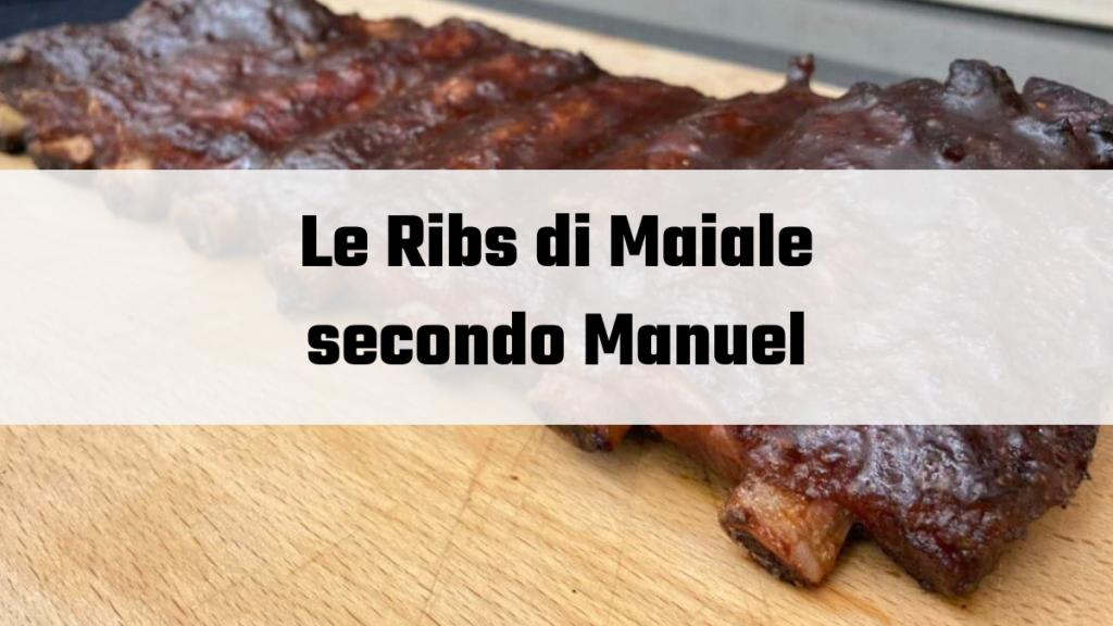 Le Ribs di Manuel e Abruzzo BBQ