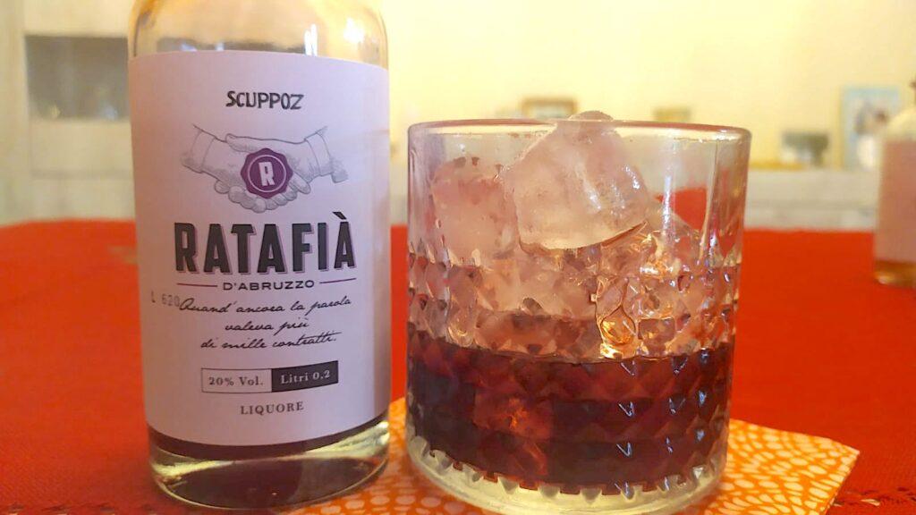Cocktail scuppoz Abruzzobbq