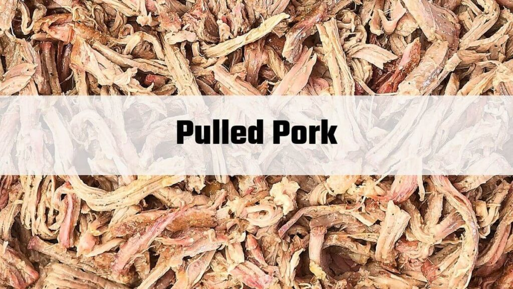 Pulled Pork Abruzzo BBQ