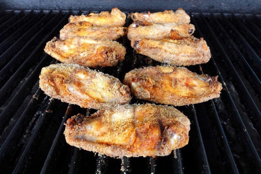 Chicken wings bbq ricetta