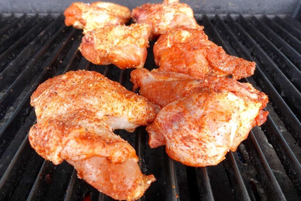pollo in salsa bbq al miele 1