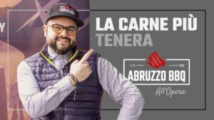 Abruzzo BBQ Carne tenera